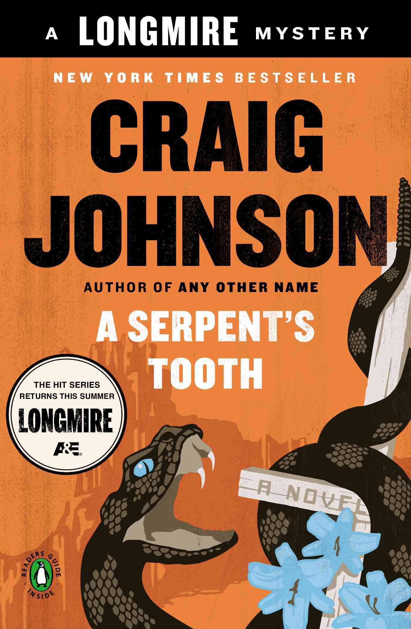 A Serpent's Tooth By Johnson, Craig